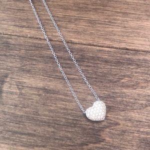 Swarovski Reversible Necklace 🤍